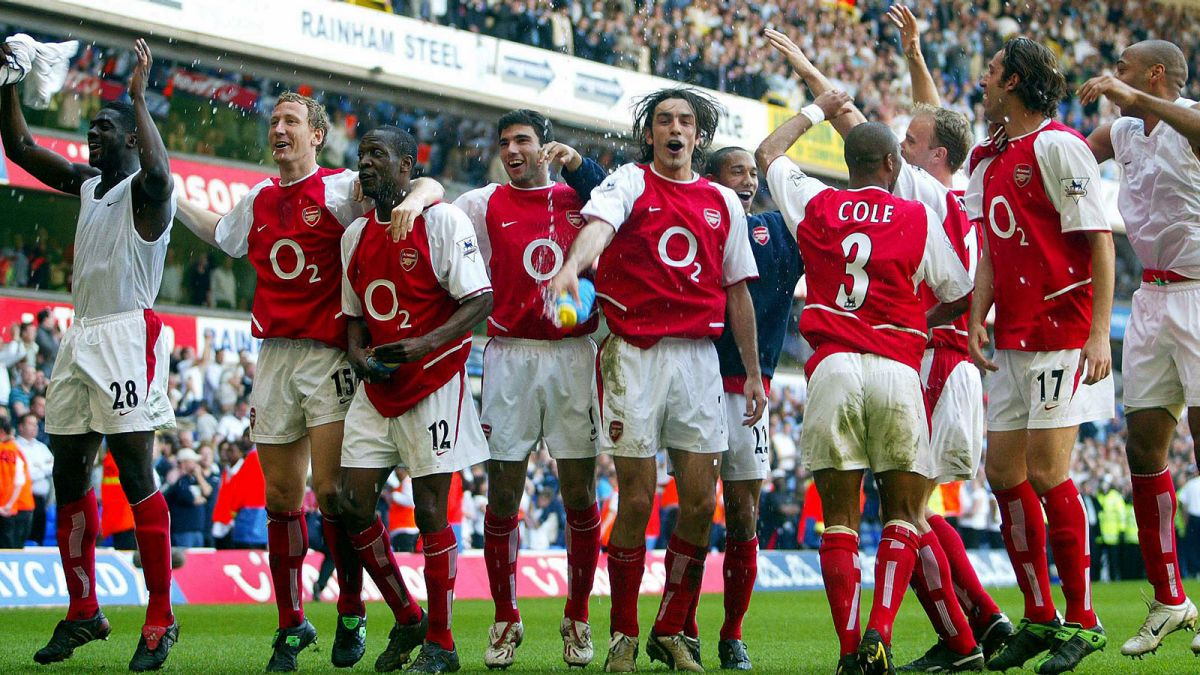 The Greatest Arsenal Team Ever?!?