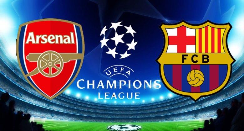 Arsenal vs Barcelona