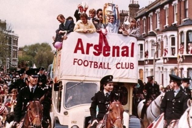 Celebrating the Double in 1971