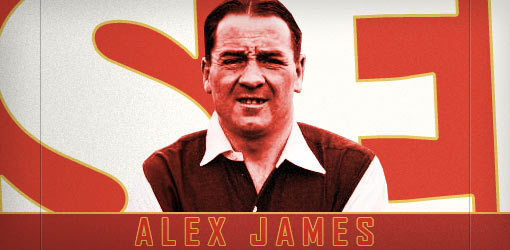 My Dad's hero in the last great Arsenal side. Were my 71 heroes to be next?