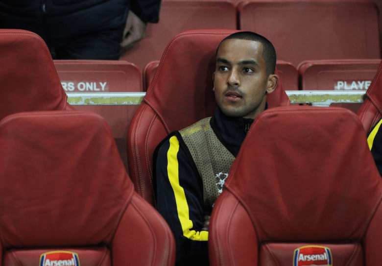 Is Theo's time at Arsenal over?