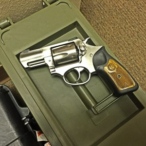 Ruger SP101 Wiley Clapp