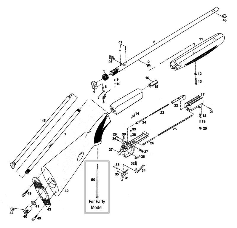 22 rifle parts diagram engine car parts and component diagram