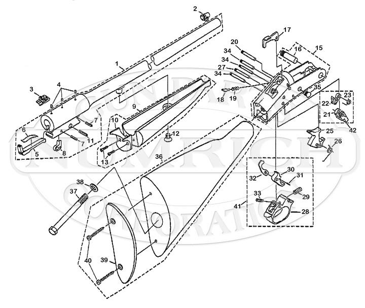 colt model 1911a1 parts diagram