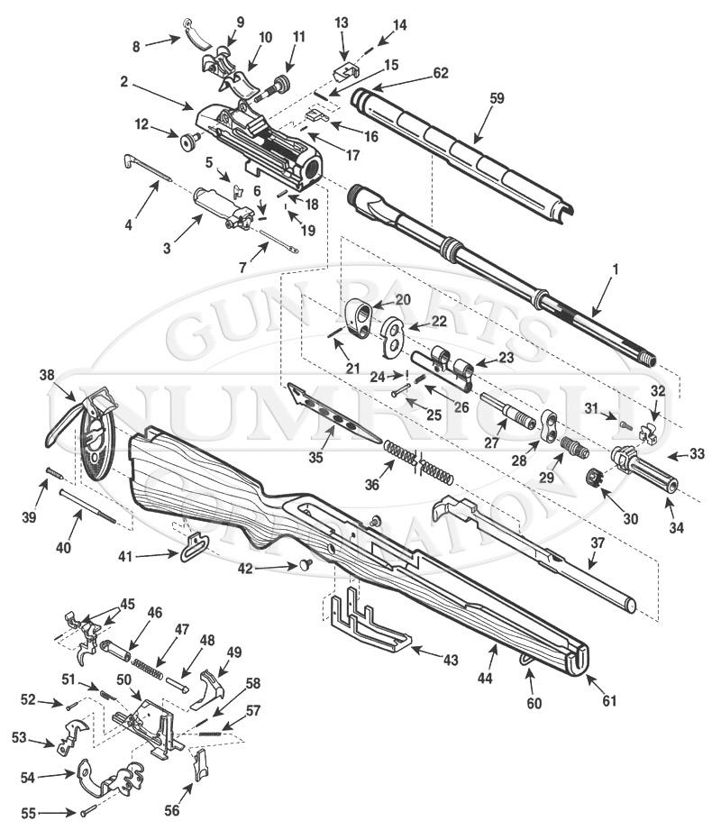 m1a parts diagram