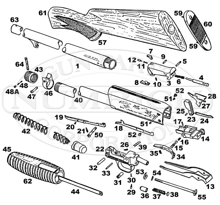 winchester sxp schematic