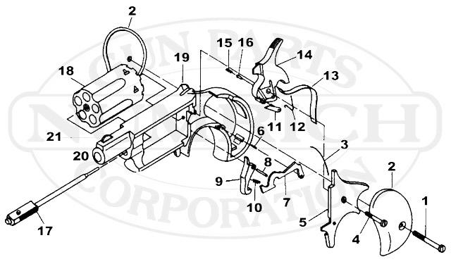 fotos coil gun diagram