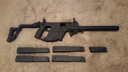 Vector Crb For Sale