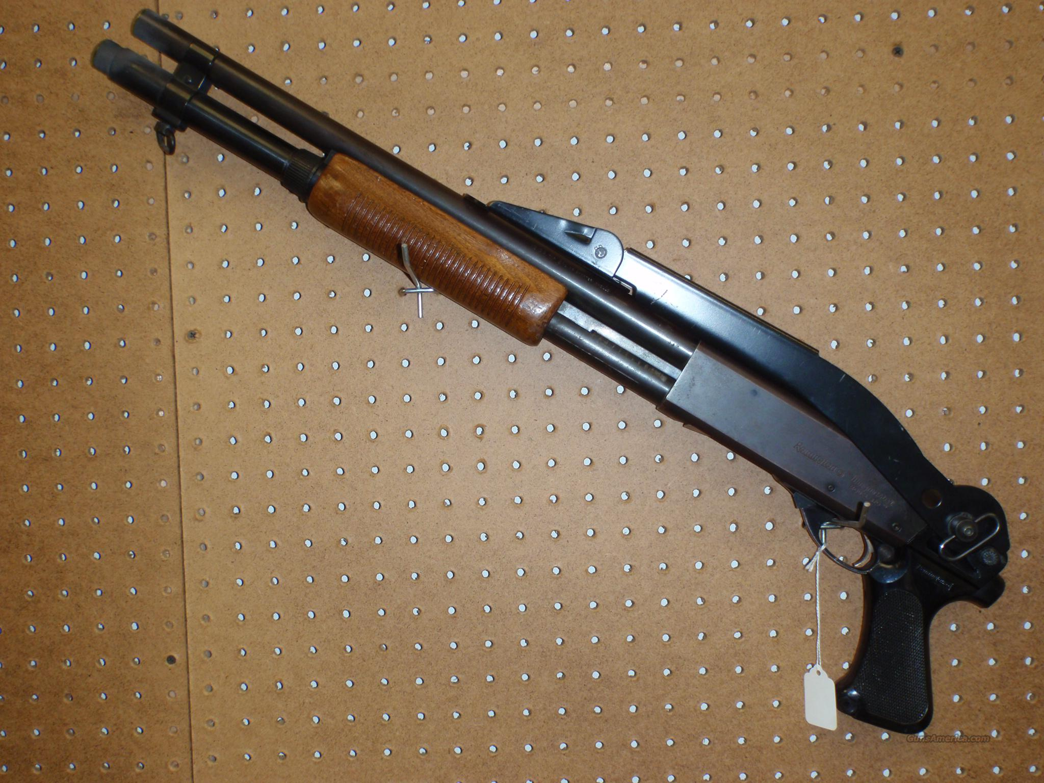 870 Police Folding Stock For Sale