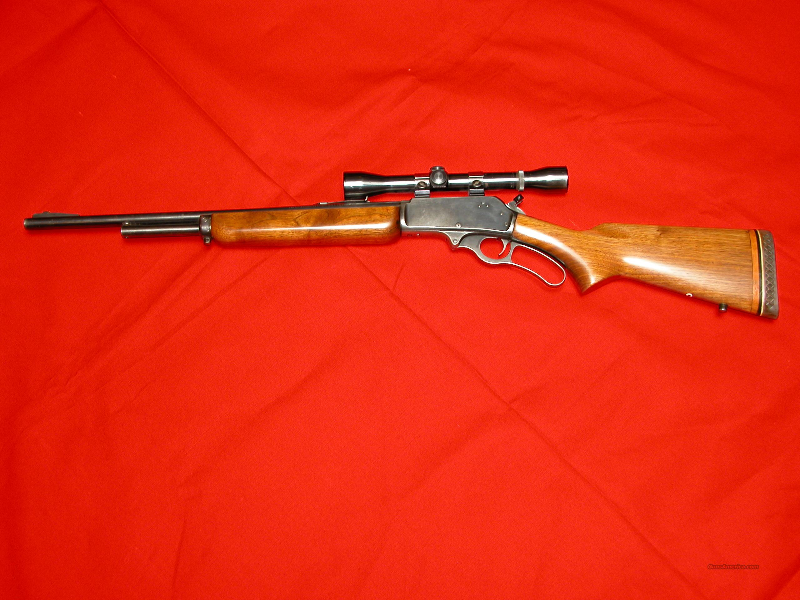 Marlin 336 Sc In 35 Remington For Sale