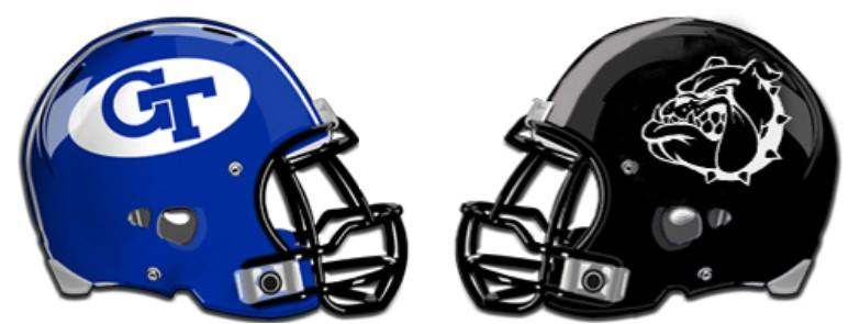 Listen to Gunter Football LIVE vs Howe (Friday 26th)