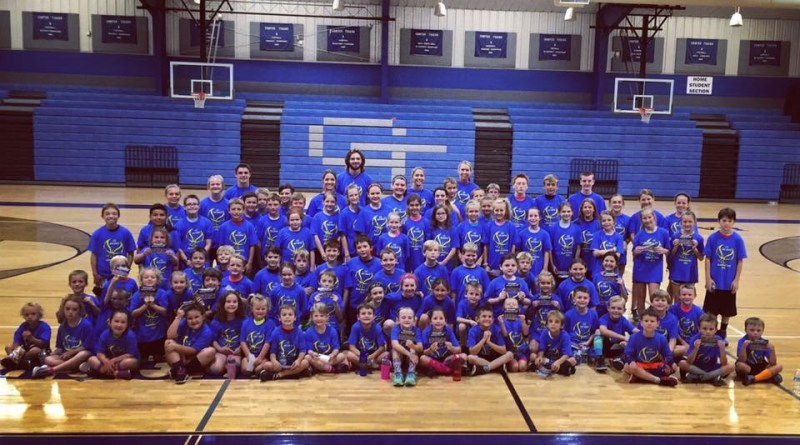 2017 Little Hot Shots Basketball Camp