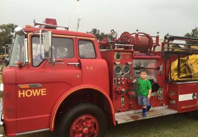 Touch a Truck Comes to Gunter – 2017