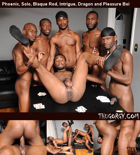 gay thug porn
