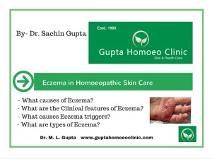 Eczema Treatment In Homoeopathy