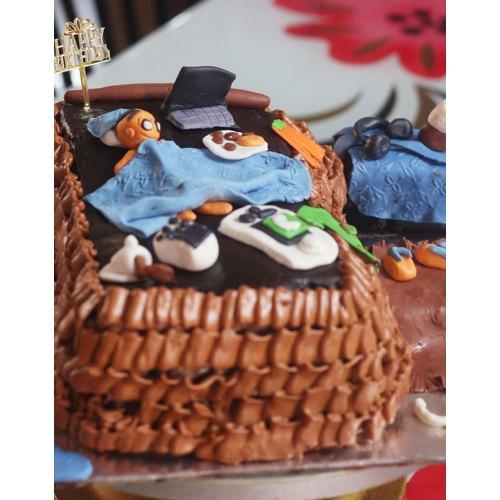 Medium Crop Of Funny Birthday Cakes