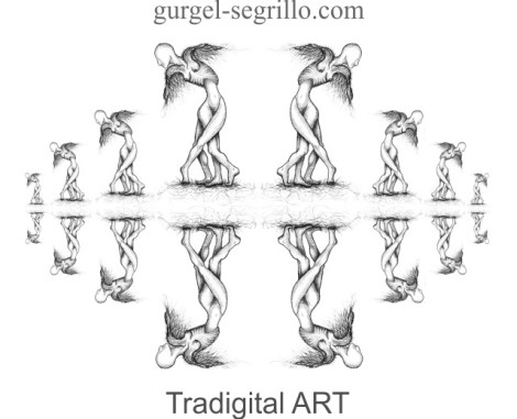 tradigital ART by patricia gurgel segrillo