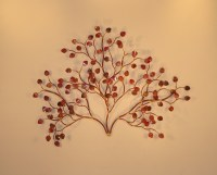 Metal Wall Art and Wall Dcor - Leaves - Gurtan Designs
