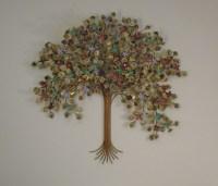 Tree of Life - Metal Wall Art - Metal Wall Sculpture ...