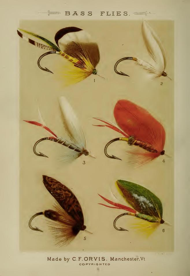 Fishing With the Fly, by Charles F Orvis and Others