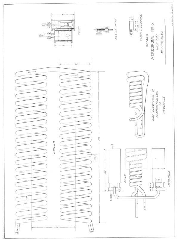 The Project Gutenberg eBook of Langley Memoir on Mechanical Flight