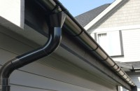 Lindab Gutters and Downpipe in Dublin - Gutter.ie