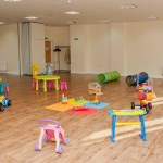 Hall with Toys