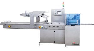 GM 100FS - servolu gezer çene sistemli yatay paketleme makinası