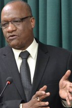 Minister of State Joseph Harmon