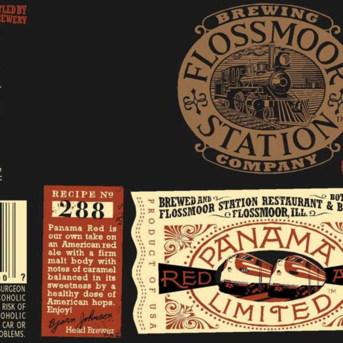 Flossmoor Station Panama Limited