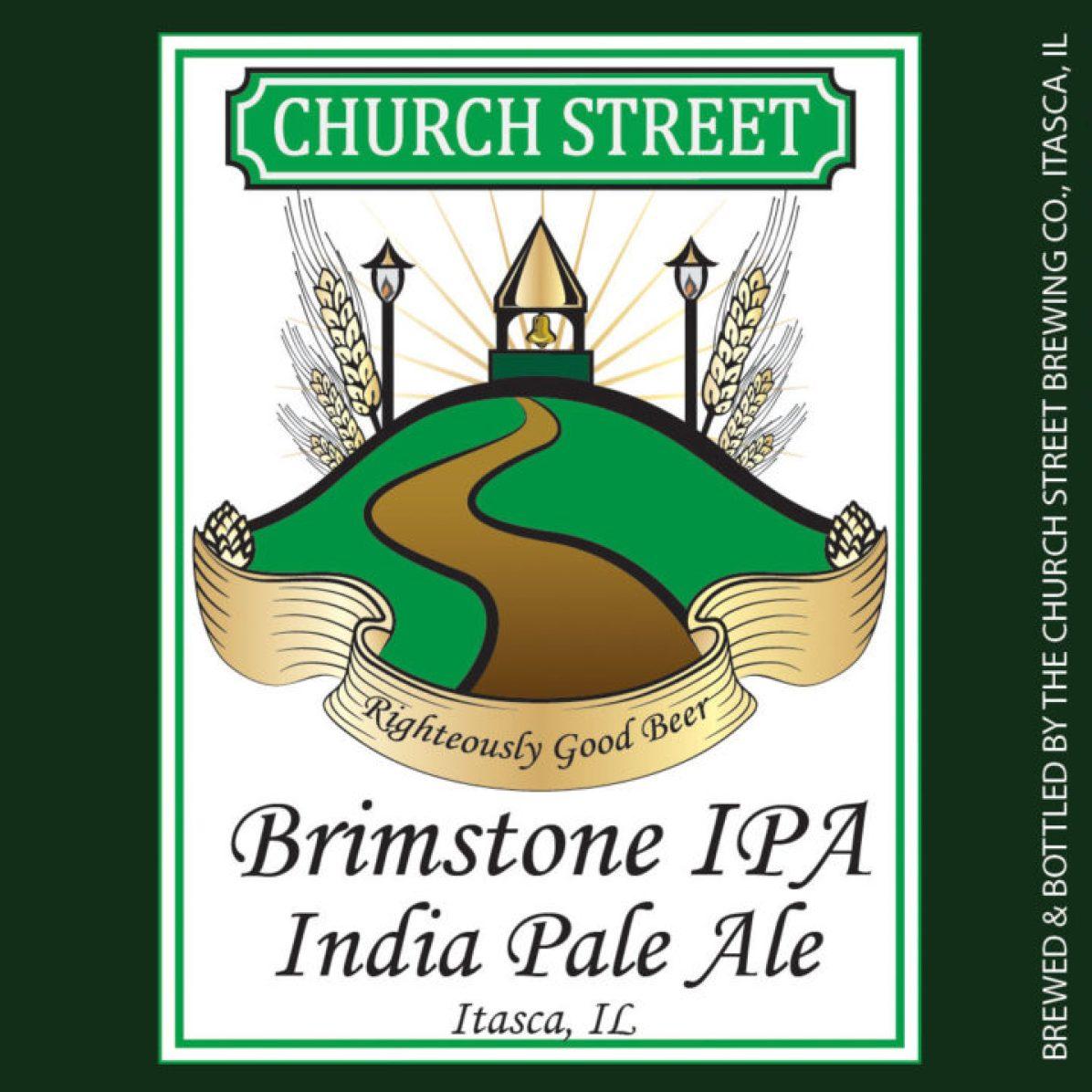 Church Street Brimstone IPA