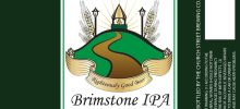 3/28 - Church Street Brimstone IPA