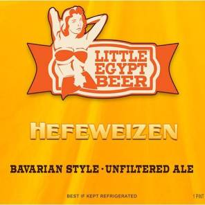 Little Egypt Beer Hefeweizen