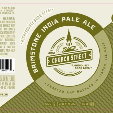 Church Street Brimstone India Pale Ale