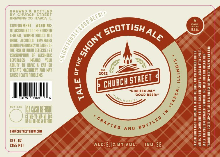 Church Street Tale of the Shony Scottish Ale