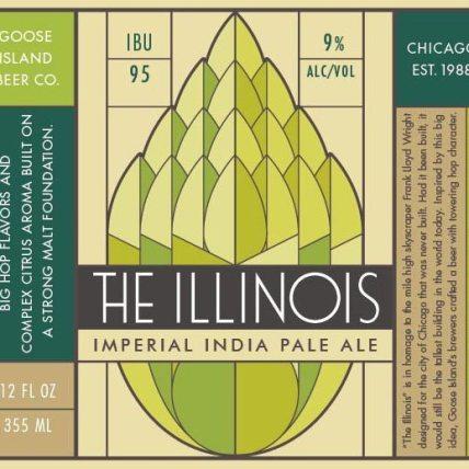 Goose Island The Illinois Label
