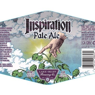Lake Bluff Brewing Inspiration Pale Ale