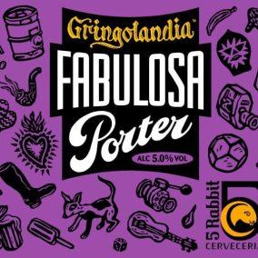 5 Rabbit Gringolandia Fabulosa Porter Label