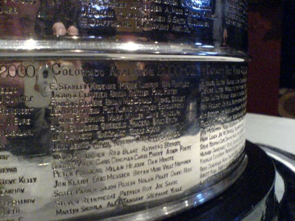 Stanley Cup Facts