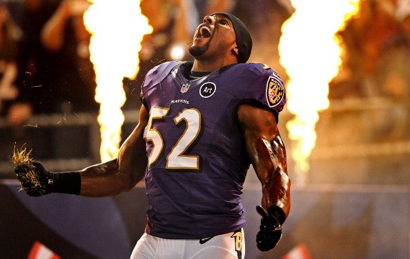 Tribute to the 17 Year NFL Veteran, Ray Lewis