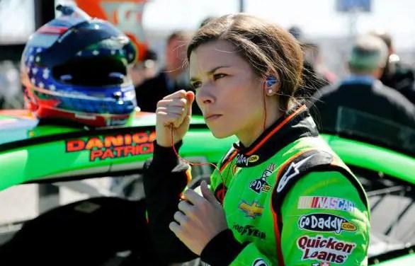 Danica Patrick Proves She's a Badass By Winning Daytona 500 Pole