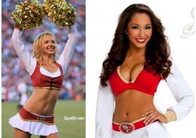 49ers Superbowl Cheerleaders