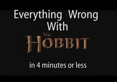 hobbit everything that's wrong with it