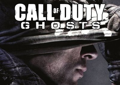 Call of Duty: Ghosts in stores November 5