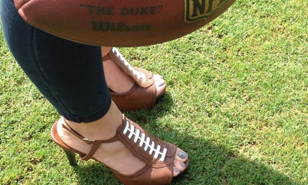 Helmets and Heels ask 'Would you root for your girlfriend's favorite sports team?'