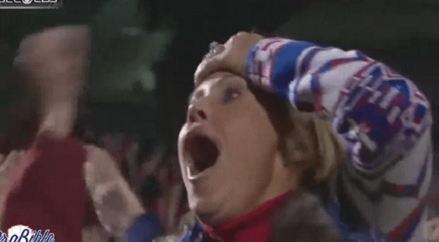 Best GuysGirl Reactions of 2014: Ole Miss Fan Goes Crazy After 91-Yard Touchdown