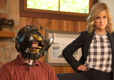 Parks & Recreation, Amy Poehler, Nick Offerman