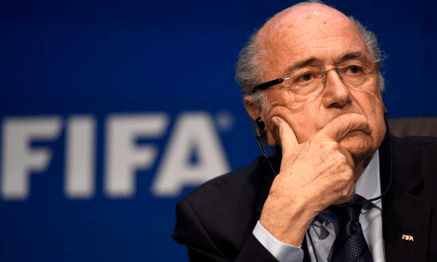 Sepp Blatter resigns as FIFA president, and John Oliver explains how we got here