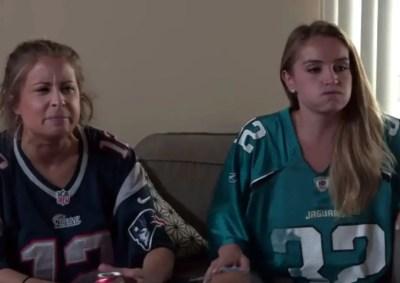 women watch football like men video