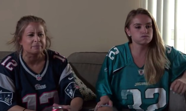 This is what happens when women watch football like men [NSFW]